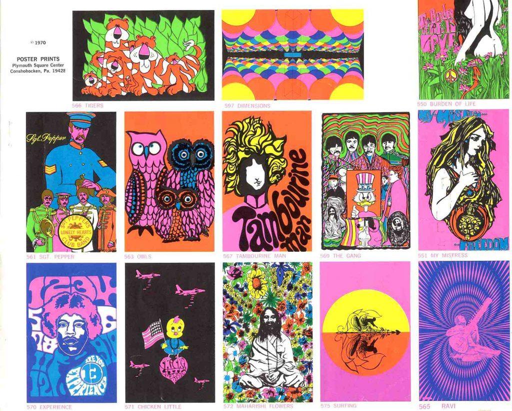 Poster Prints promo sheet 1-1