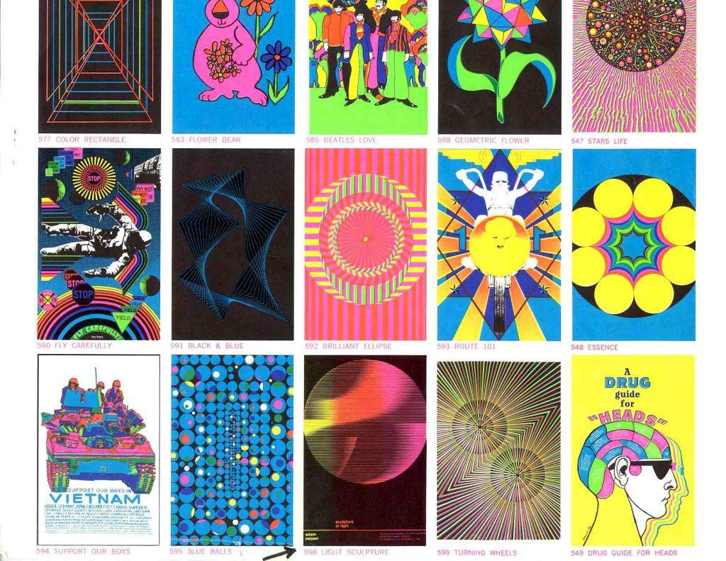 Poster Prints promo sheet 2-1