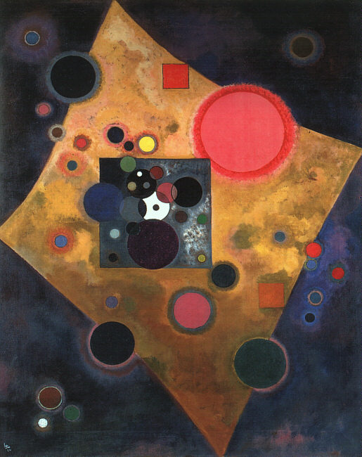 Arts Everyday Living: Kandinsky and the Vibrations in the Soul