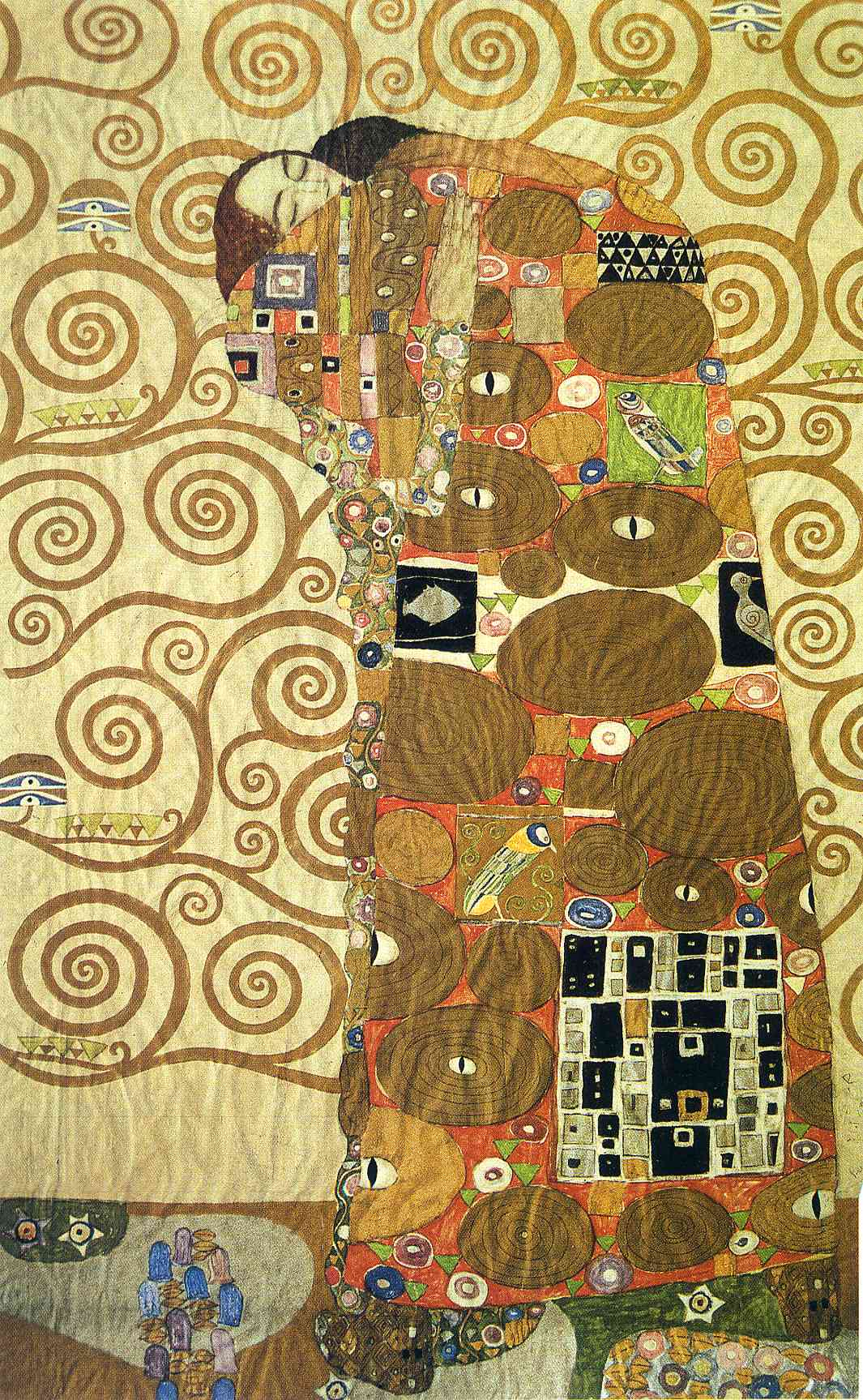 Arts Everyday Living: Klimt and the Fulfillment of Love