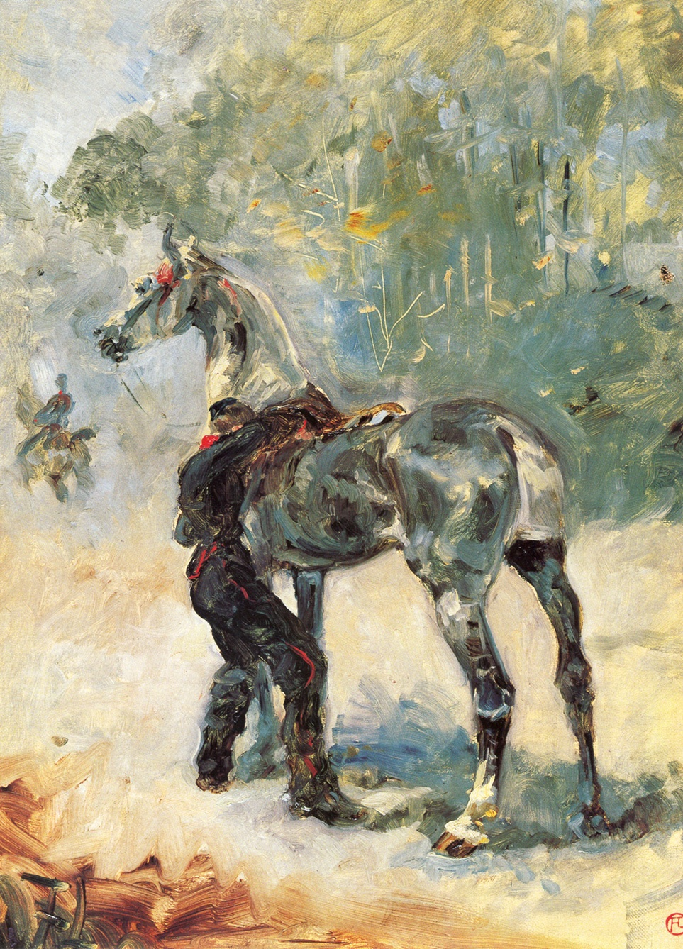 Arts Everyday Living: Musee Toulouse-Lautrec---A Museum of His Own