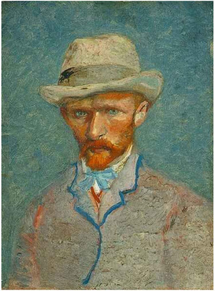 Self-Portrait-with-Grey-Felt-Hat