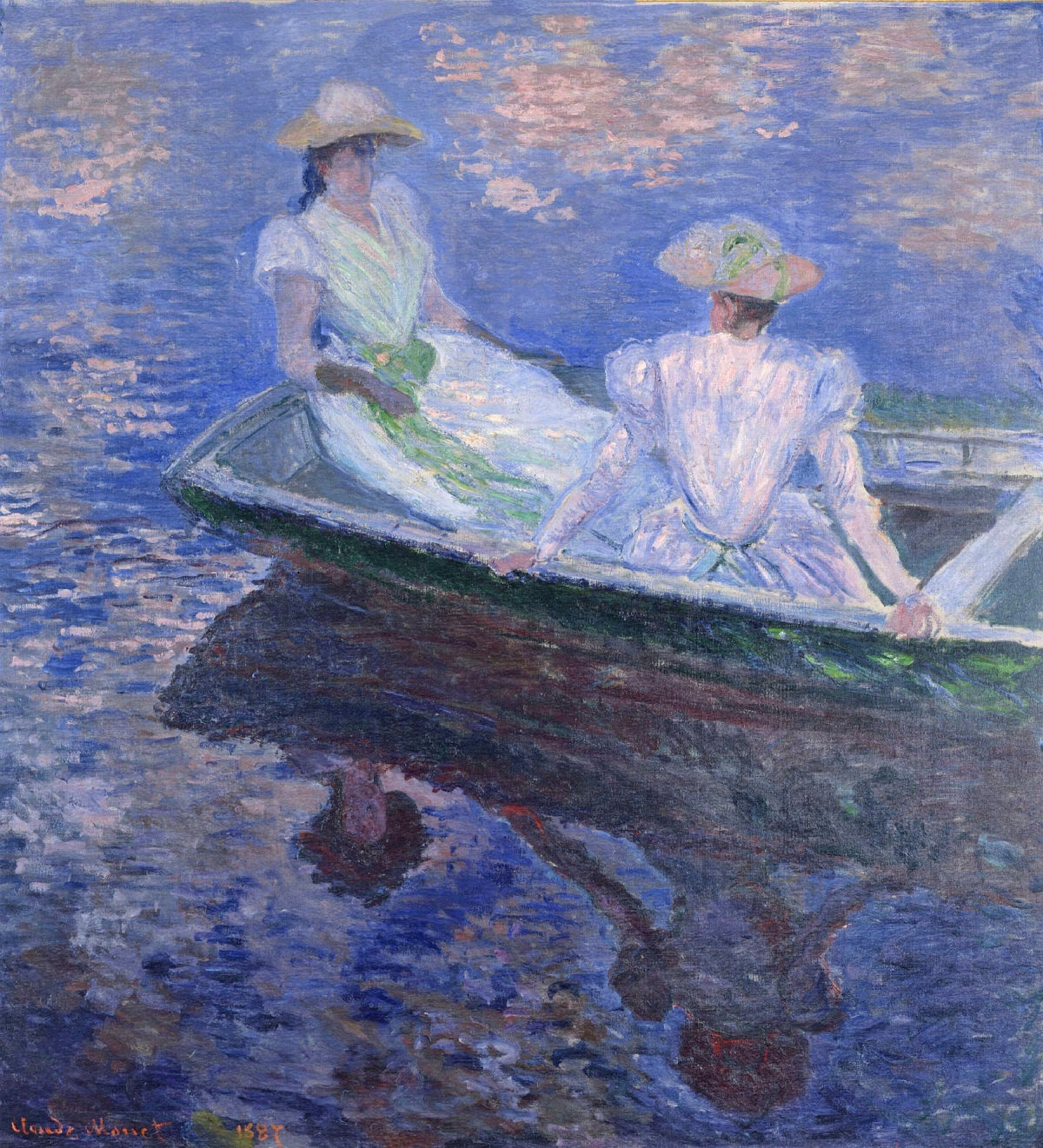 Arts Everyday Living: National Museum of Western Art---French Impressionism in Tokyo