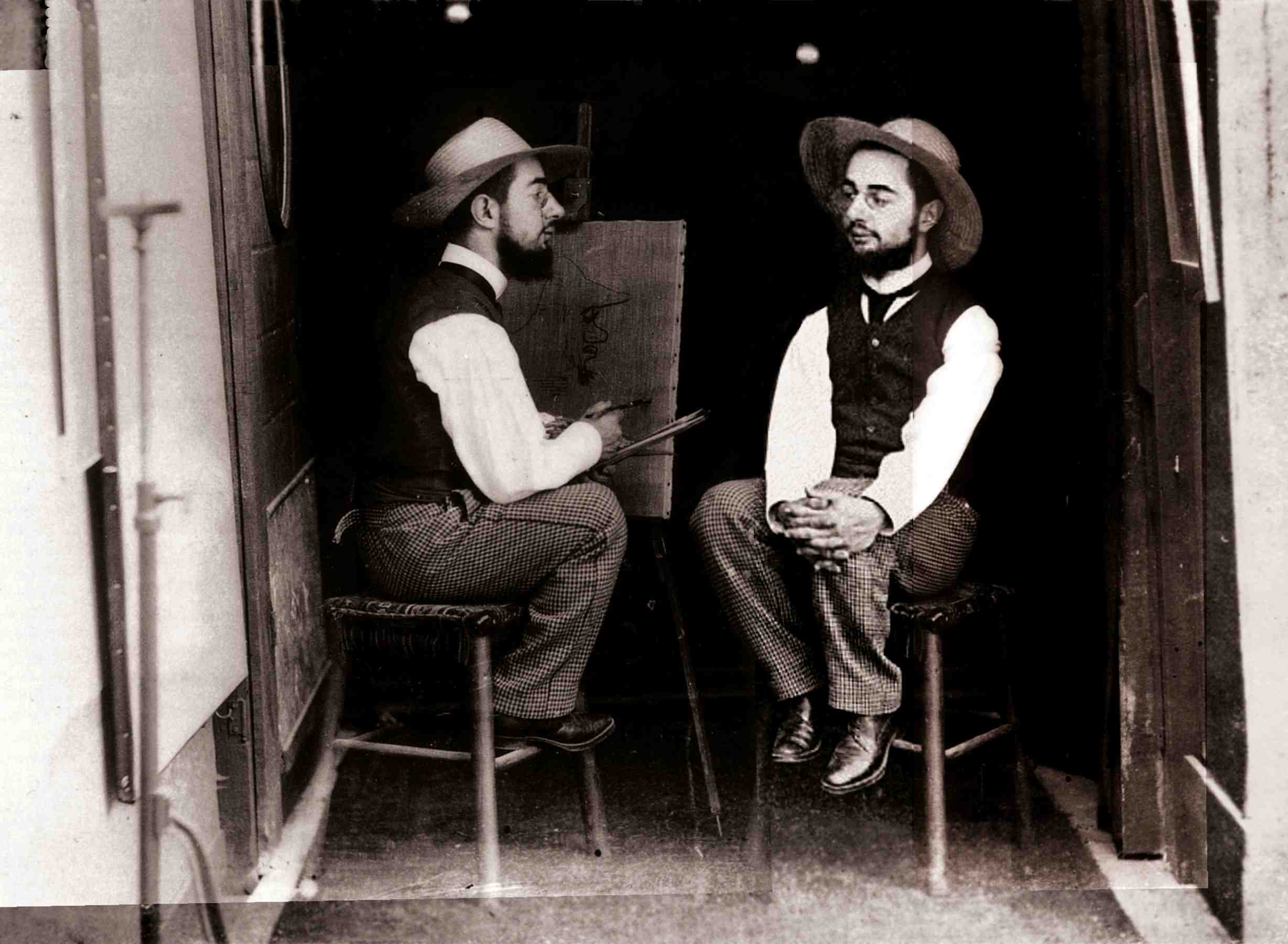 Arts Everyday Living: Toulouse-Lautrec---Artistic Companion of the Week---Fast Facts