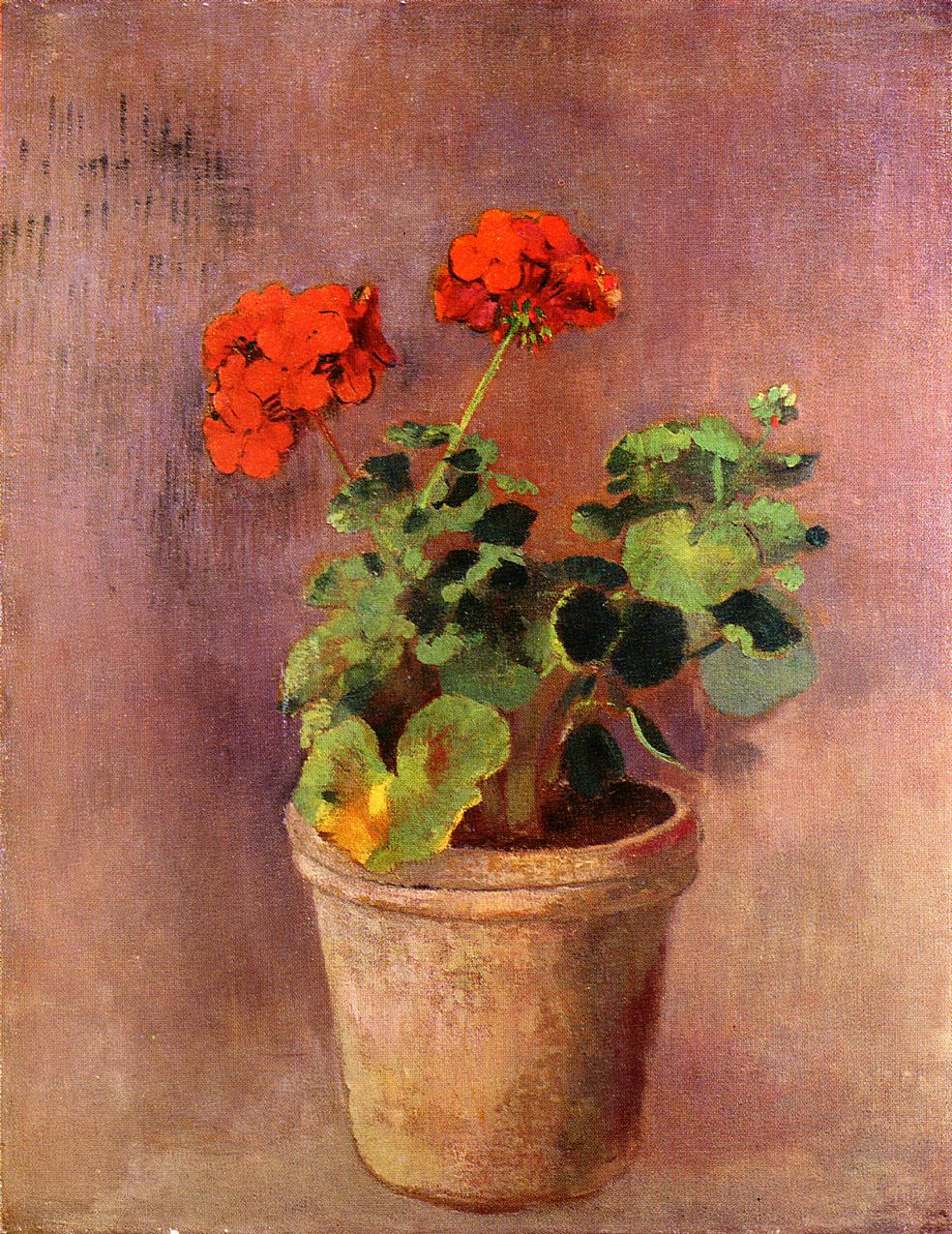 Arts Everyday Living: Redon and the Flowers of Light