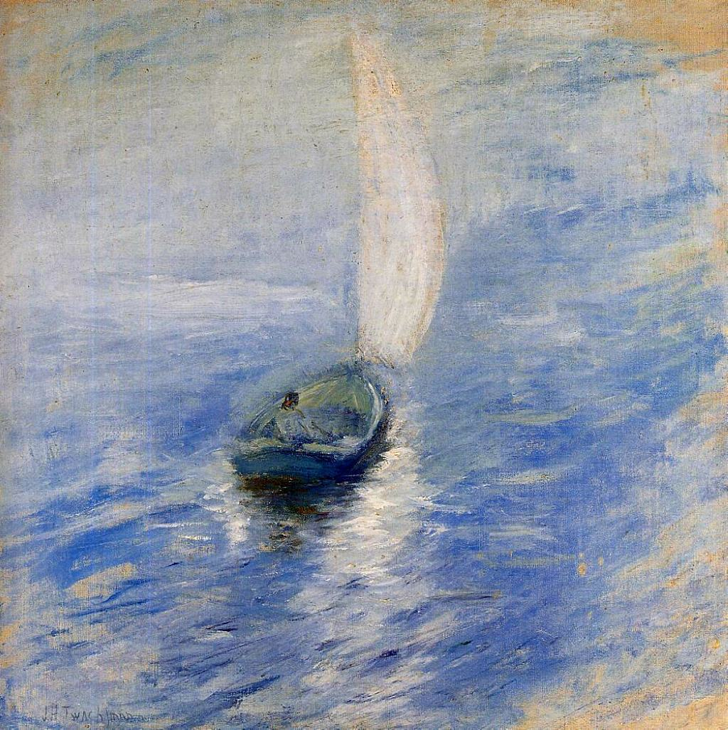 Arts Everyday Living: William Merritt Chase and his Impressionist Friends