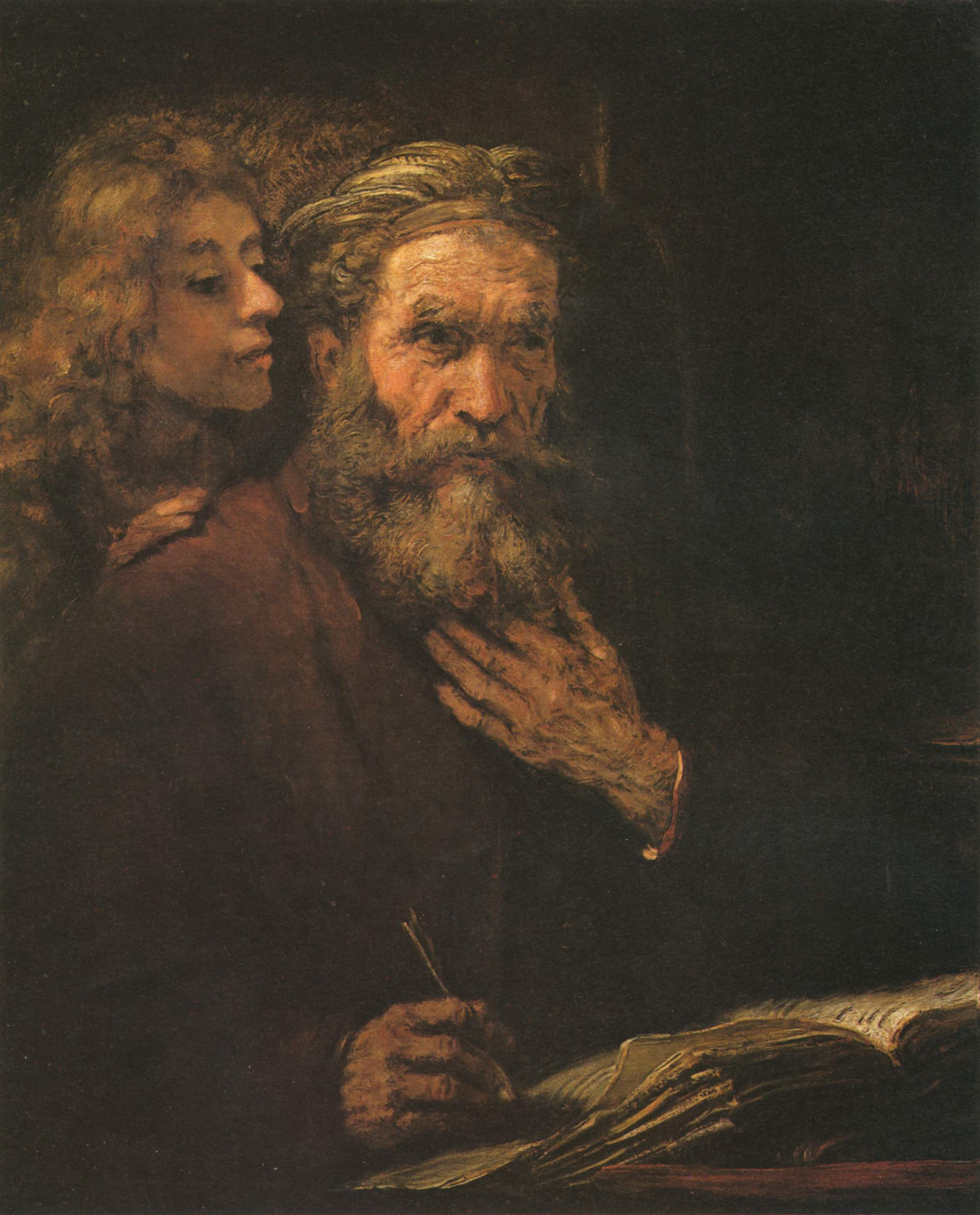 Arts Everyday Living: Van Gogh on Rembrandt---A Spiritual Insight