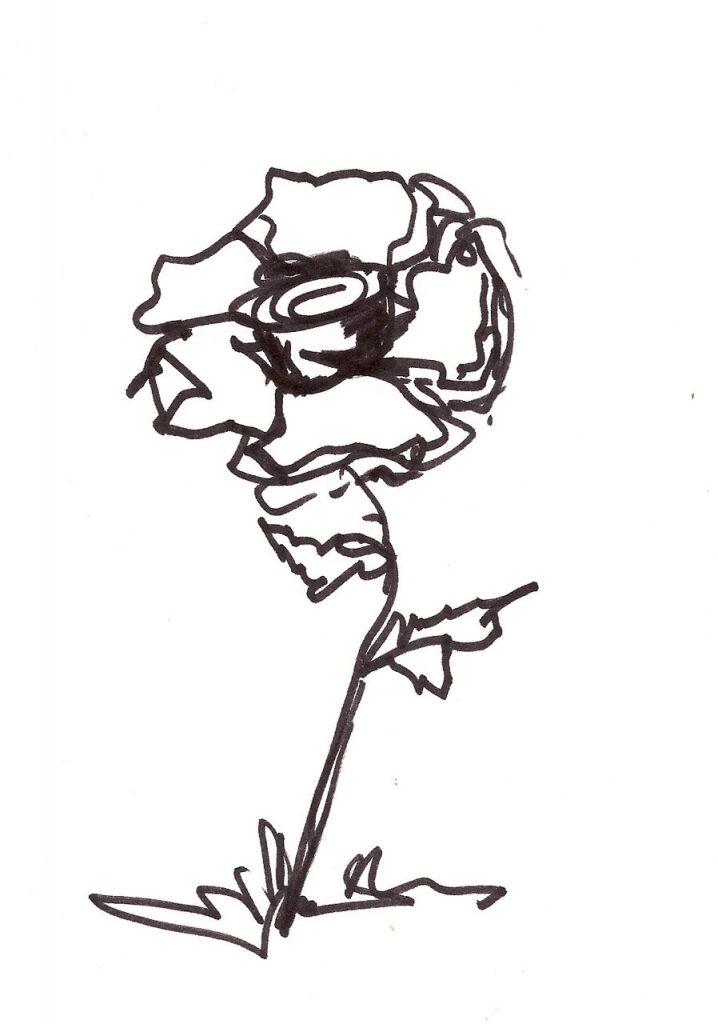 Matisse workshop flower