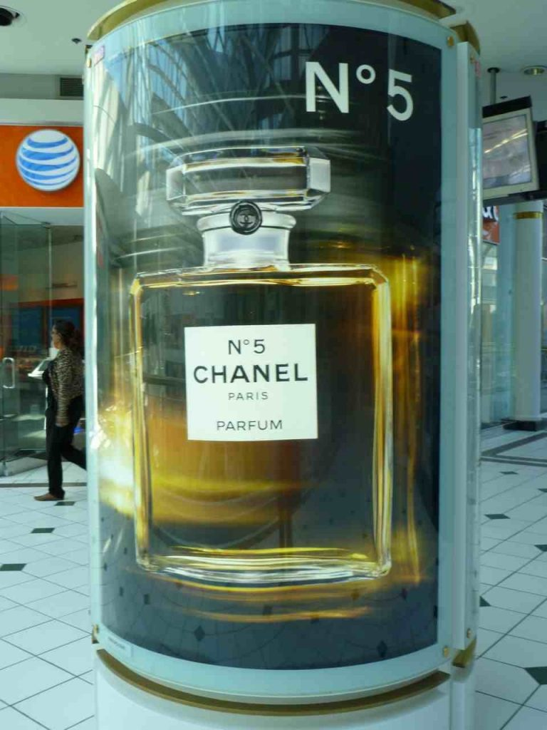 Pentagon City Chanel