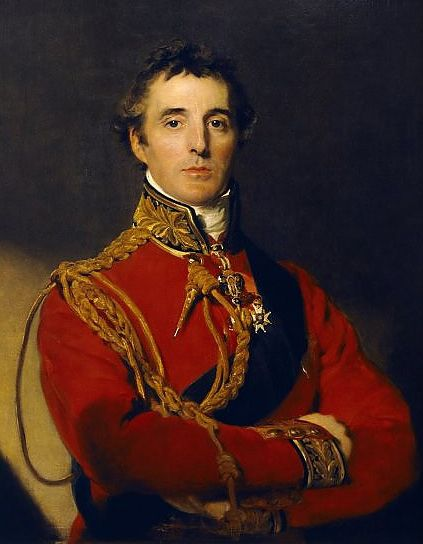 Thomas Lawrence, Portrait of Duke of Wellington