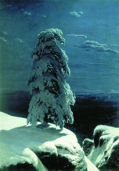 Ivan Shiskin: In the Wild North