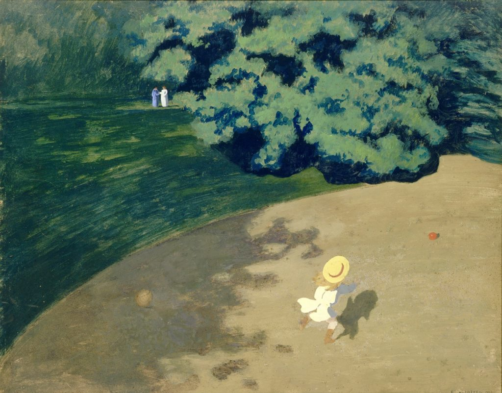 Felix Vallotton, The Ball