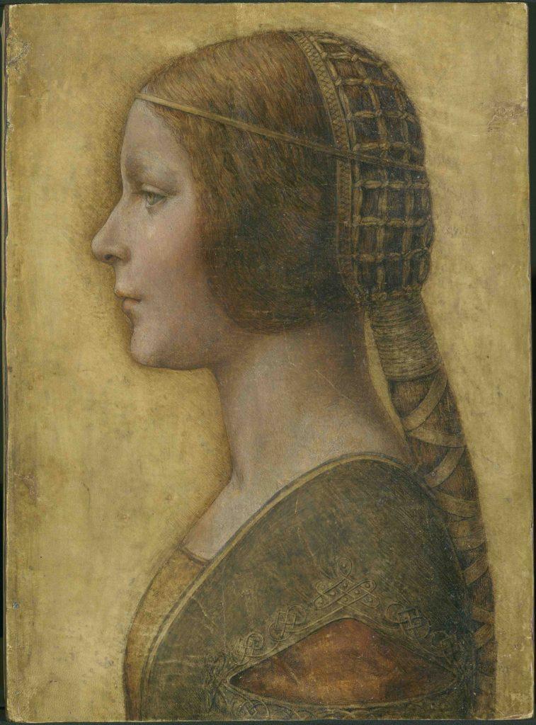 Arts Everyday Living: Leonardo da Vinci's Princess? Or Portrait by a Unknown Artist?