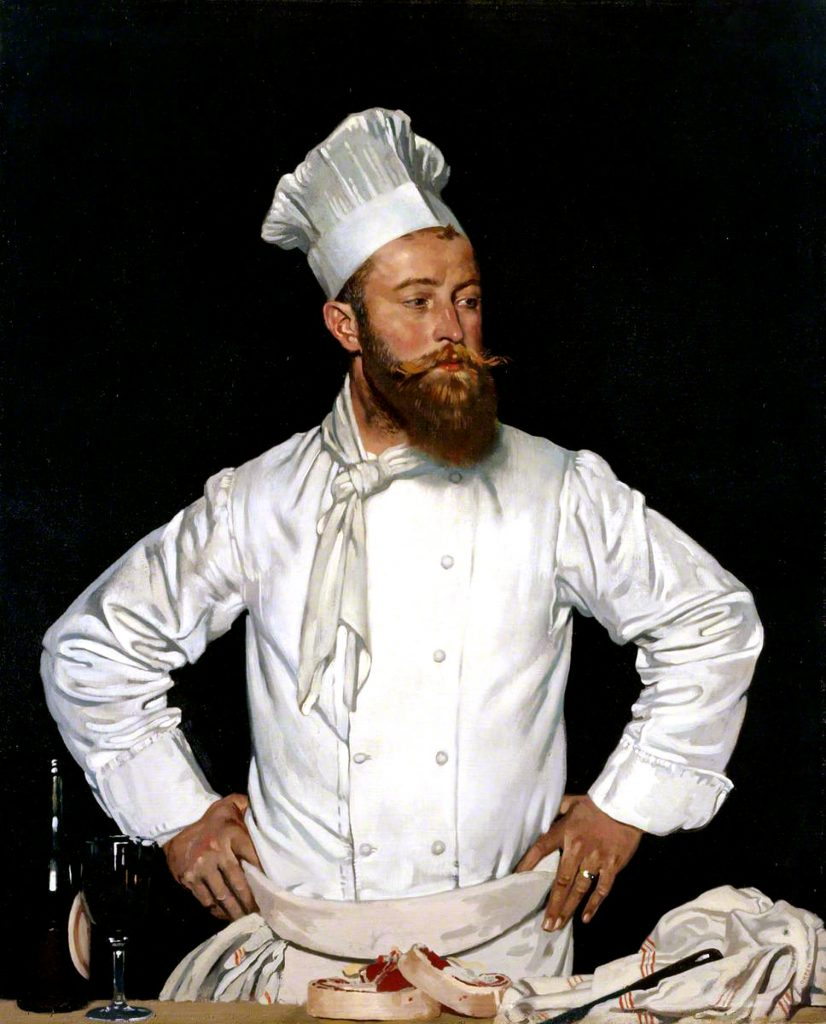 Arts Everyday Living: A French Chef--The Master of the Kitchen