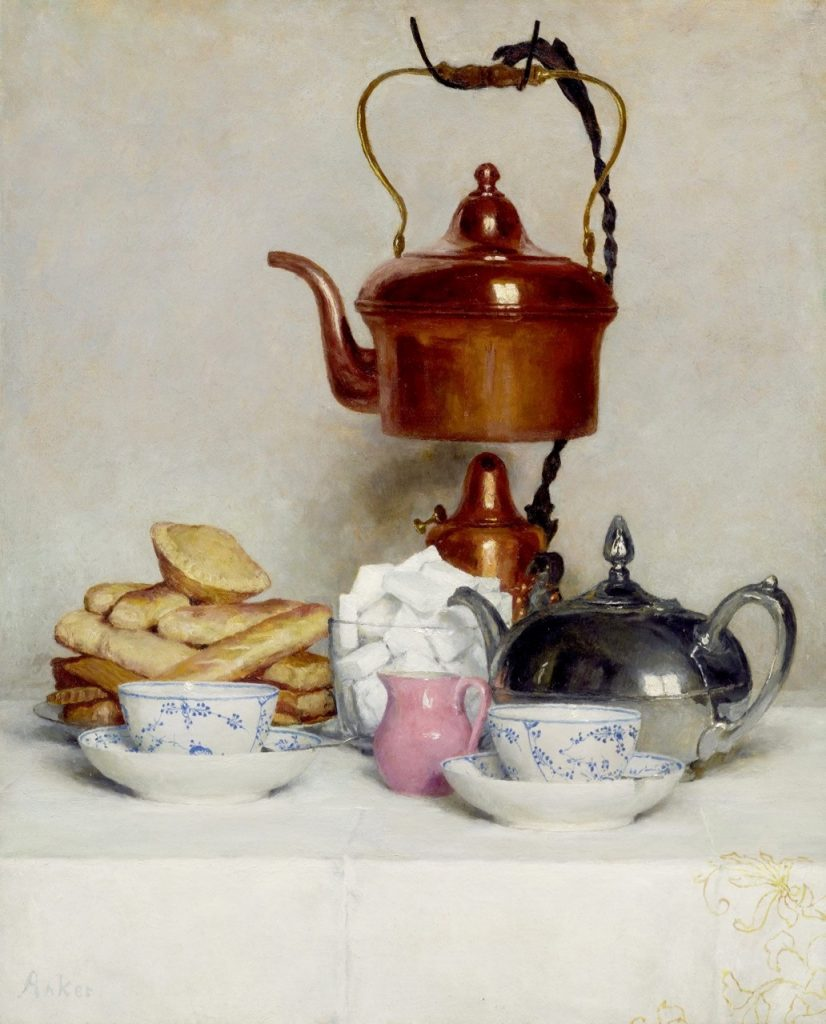 Arts Everyday Living: The Art of Tea for Two with Pastries and A Spoonful of Sugar