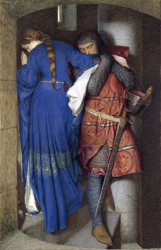Arts Everyday Living:  A Medieval Tale--- The Story of Star-Crossed Lovers