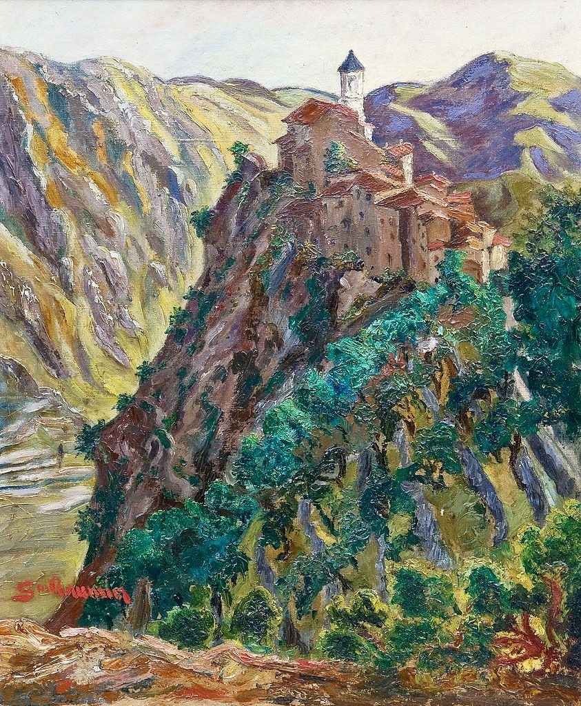 """Arts Everyday Living: The Comeback of an """"Unknown"""" French Impressionist?"""