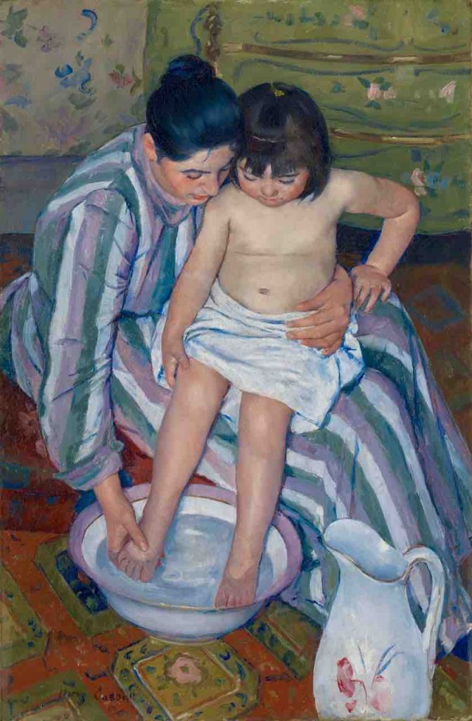 Arts Everyday Living: Memory of Mother's Day--Through the Eyes of Mary Cassatt