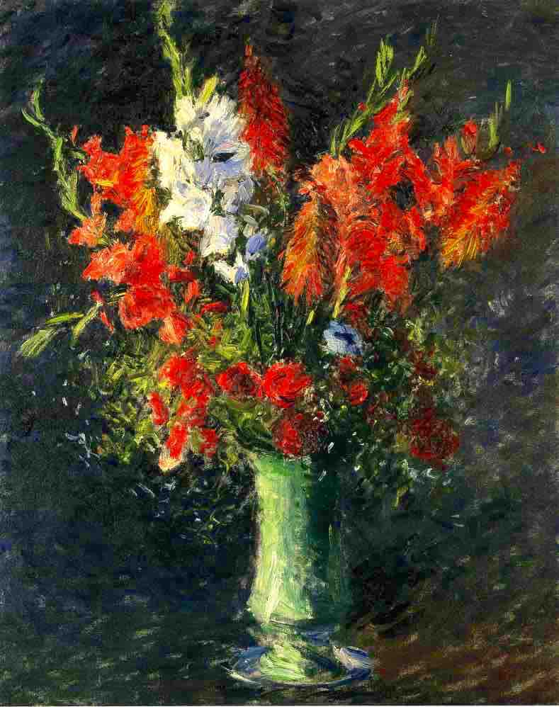 Arts Everyday Living: A French Impressionist Summer---Blossoms of July