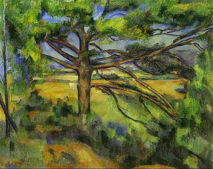 cezanne-pine-tree