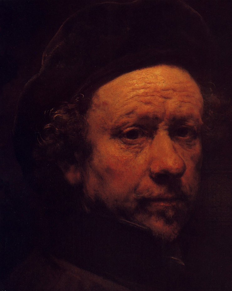 rembrandt-selfportrait