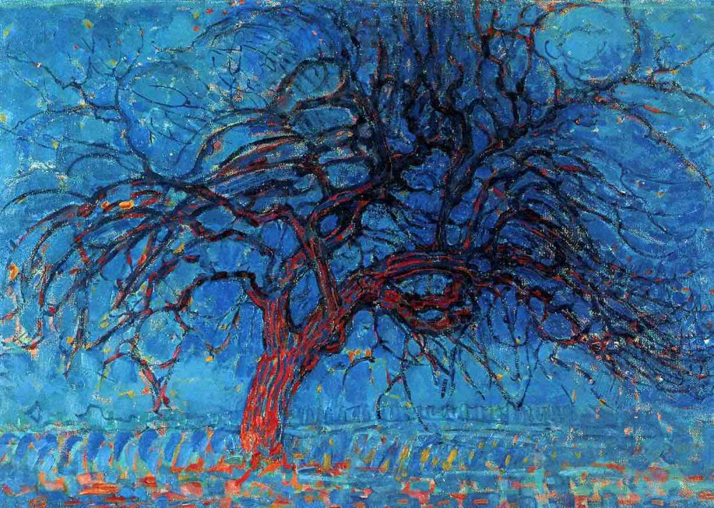 avond-evening-the-red-tree-1910