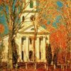 Church_at_Old_Lyme_Childe_Hassam (1)