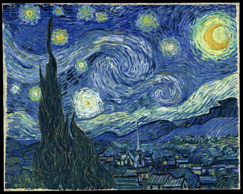 Arts Everyday Living: Van Gogh & Nostradamus---Two Visionaries, the Art of Prophecy?