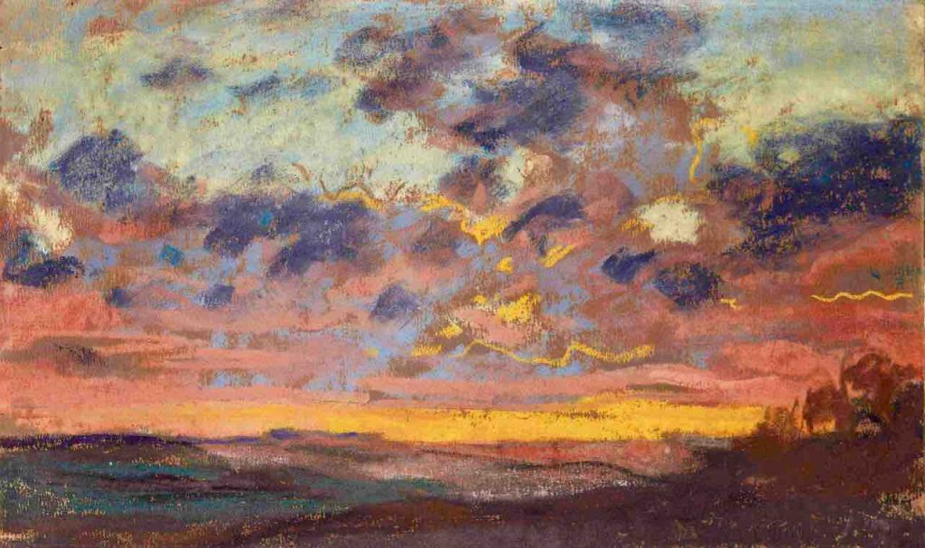 Arts Everyday Living: Through the Eyes of Monet---the Supreme Colorist of the Heavens